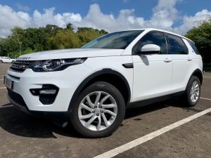 Voiture Premium Land Rover Discovery